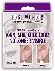 Lobe Wonder Ear Lobe Support Patches - 60 ct.