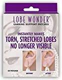 Lobe Wonder Ear Lobe Support Patches -- 60