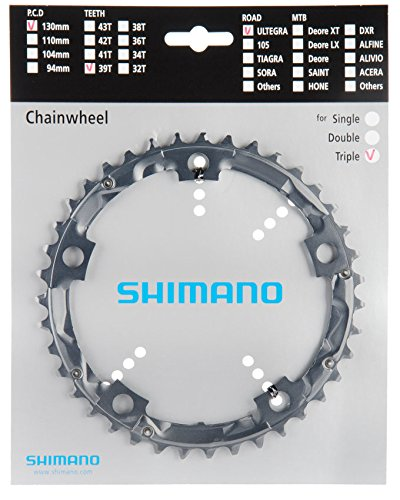 39 tooth chainring - 8