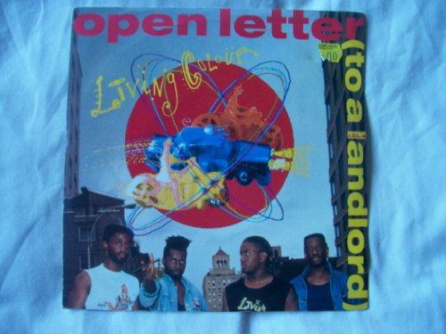 LIVING COLOUR Open Letter (To A Landlord) UK 7