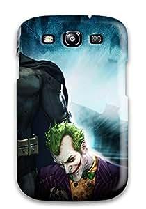 linJUN FENGNew Batman Tpu Case Cover, Anti-scratch DanMarin Phone Case For Galaxy S3