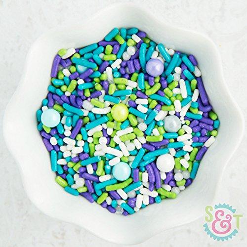 Sweet Sprinkle Mixes (Sea Splash) - Sweet Summer Splash
