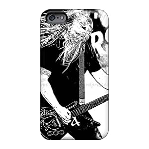 JohnPrimeauMaurice Iphone 6plus Shock Absorbent Hard Phone Covers Customized Attractive Amon Amarth Band Pattern [yhm8041ptIN]
