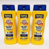 3 Arm & Hammer Ultra Max 3-in-1 Shampoo Conditioner
