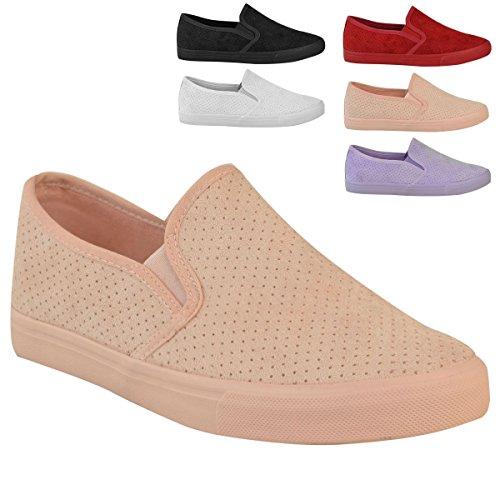 Ante Pastel Skater Fashion Planas Nuevo Claro Thirsty heelberry Zapatillas Informal Verano Rosa Zapatillas Mujer Artificial Talla rxO6qYwO
