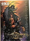 Family Ties/Darkness Witchblade 1997 Top Cow Unnumbered Promo Card