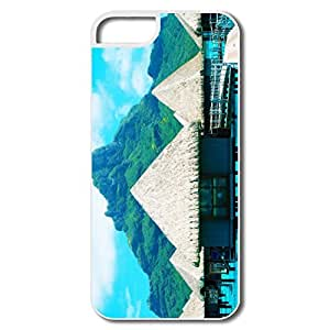 Popular Bora Bora Resort Case For IPhone 5/5s