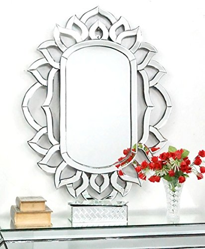 Buy Venetian Design Venetian Mirror for Living Room | Get 2 photo ...