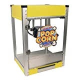 Cineplex-4 Popcorn Machine (Yellow, 4-Ounce )