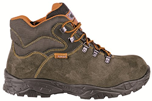 Cofra 22200-000.W41 Scramble S1 P SRC Chaussures de sécurité Taille 41 Marron