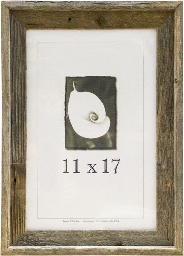 Amazon.com - 11x17 Picture Frames-Barnwood frames - Single Frames