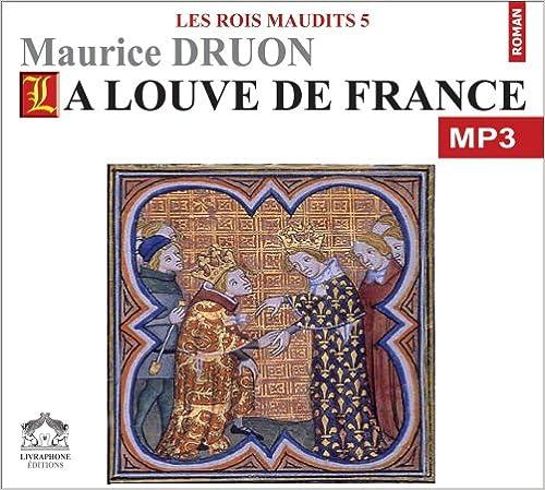 Les rois maudits 5/1 CDMP3/Texte intégral pdf, epub
