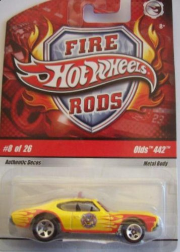 Hot Wheels Fire Rods - OLDS 442