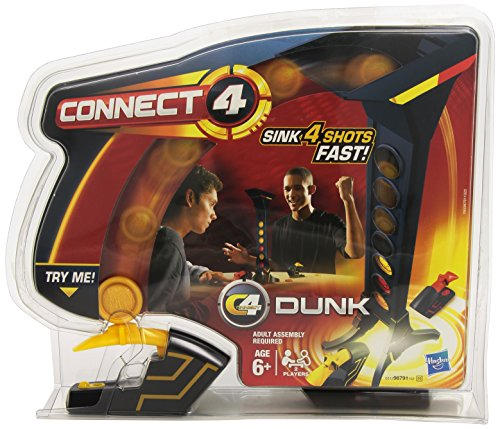 Hasbro – Connect 4 – Dunk