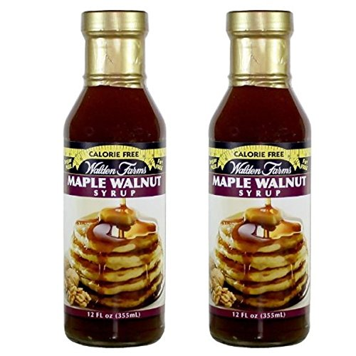 Maple Walnut (Walden farms Calorie Free Maple Walnut Syrup 12 oz ( 2 Pack ))