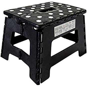 Amazon Com Orgalif Heavy Duty Folding Step Stool With