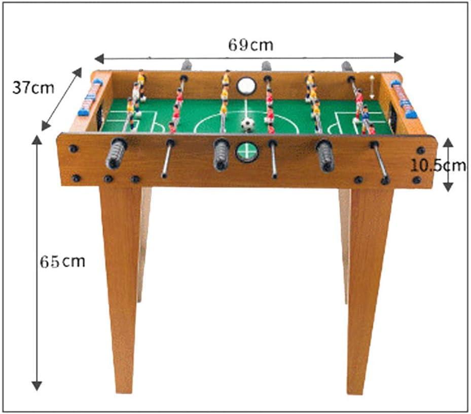 WJSWHW Juego de Mesa de competición de fútbol de futbolín Sala de Juegos Deportes con piernas: Amazon.es: Deportes y aire libre