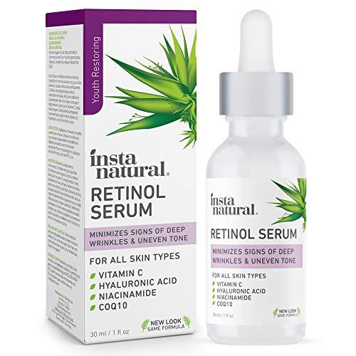 InstaNatural Retinol Serum Anti