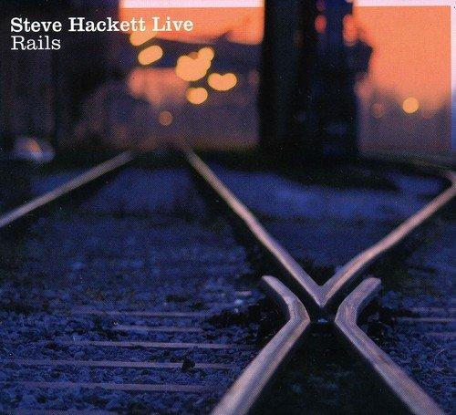 Steve Hackett: Live Rails (Audio CD)