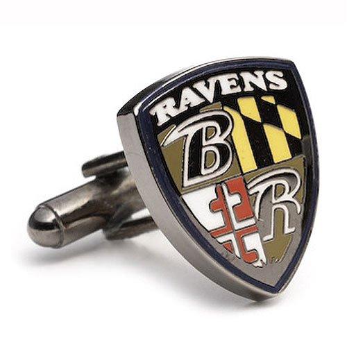 NFL Baltimore Ravens Cufflinks