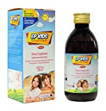 Ceregumil EP Kids pure ECHINACEA - PROPOLIS Flavonoids - VITAMIN C - FRESH ROYAL JELLY -Excellent for kids immune booster w/ Great Cherry Taste - 250mL