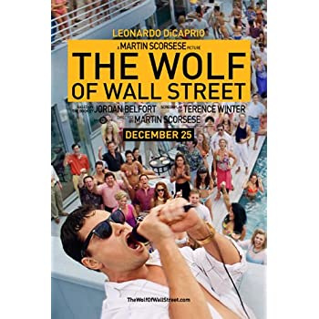 Amazoncom The Wolf Of Wall Street X Movie Poster - The wolf of wall streets ferrari is now up for sale