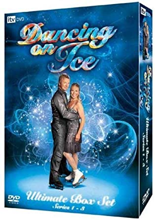 Amazon Com Dancing On Ice Ultimate Box Set Series 1 3 Dvd Dancing On Ice Movies Tv