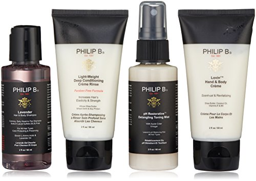 PHILIP B Travel Kit with Classic Formula - Philip B Travel