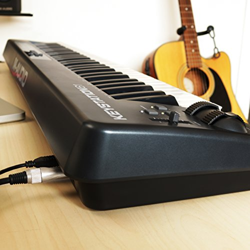 m audio keystation 61 ii 61 key usb midi keyboard controller with pitch bend 691043769483 ebay. Black Bedroom Furniture Sets. Home Design Ideas