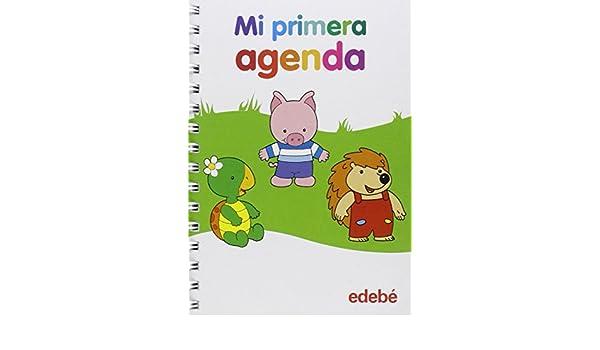 Mi primera agenda: Amazon.es: Libros