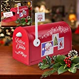 Mr. Christmas 24061 Santa's Enchanted Mailbox One Size Multicolor