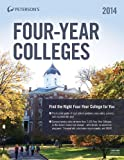 Four-Year Colleges 2014, Peterson's, 0768937531