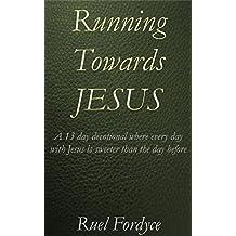 Books:on:sale:Running Towards Jesus:audio:christian:religious:spiritual:inspirational:motivational:prayer