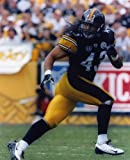 TROY POLAMALU PITTSBURGH STEELERS 8X10 SPORTS ACTION PHOTO (G)