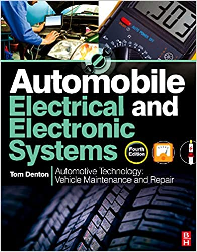 automobile electrical and electronic systems fourth edition