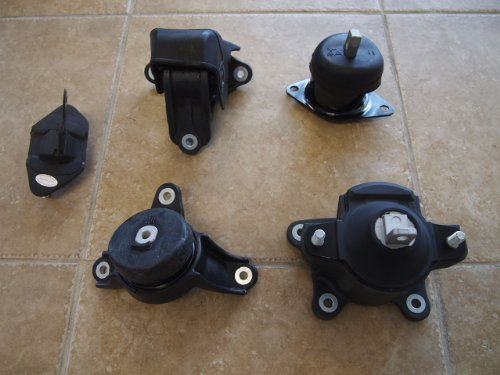 2008 2009 2010 2011 Honda Accord or 2009 2010 2011 Acura TSX 2.4 Liter Automatic Set of Engine / Motor Mounts 08 09 10 11 (Warranty Acura Tsx)