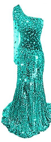diamante donna da Green Paillettes Emmani spalla ballo da una pSOqxwnB