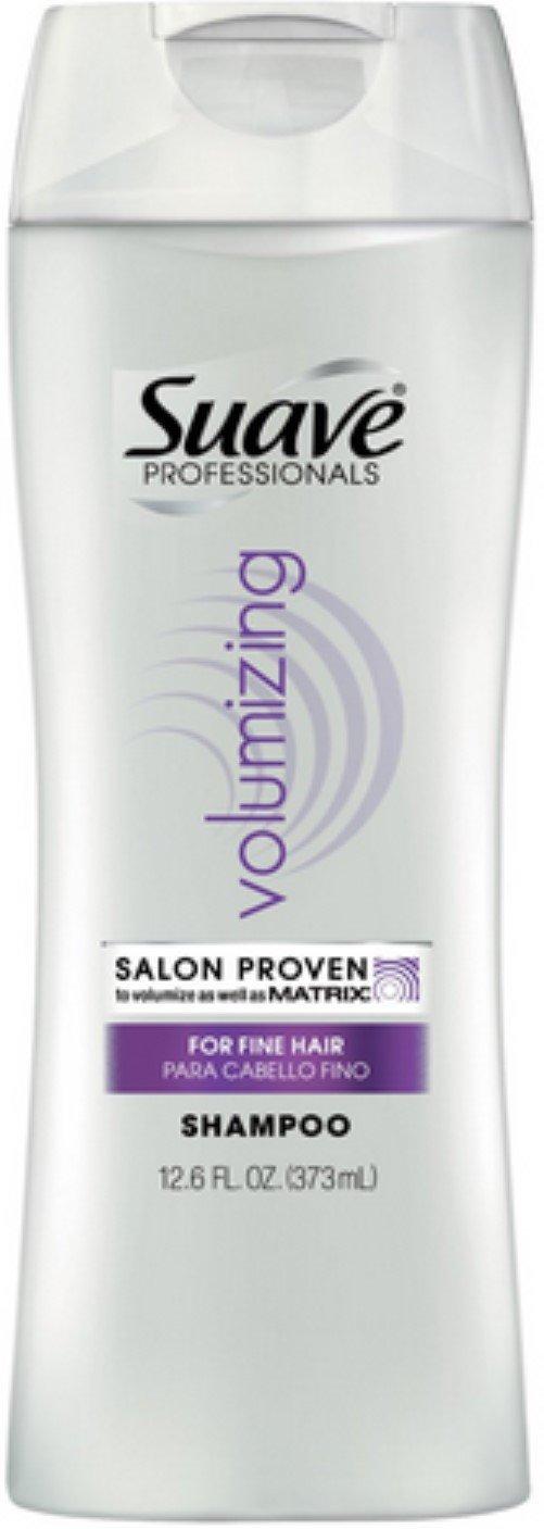 Suave Professionals Volumizing Shampoo 12.6 oz (4 Pack)