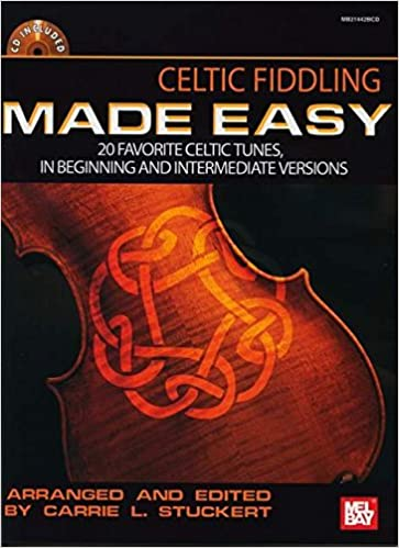 `VERIFIED` Celtic Fiddling Made Easy Book/CD Set 20 Favorite Celtic Tunes In Beginning And Intermediate Version. robust years Place cordero DURING series mission