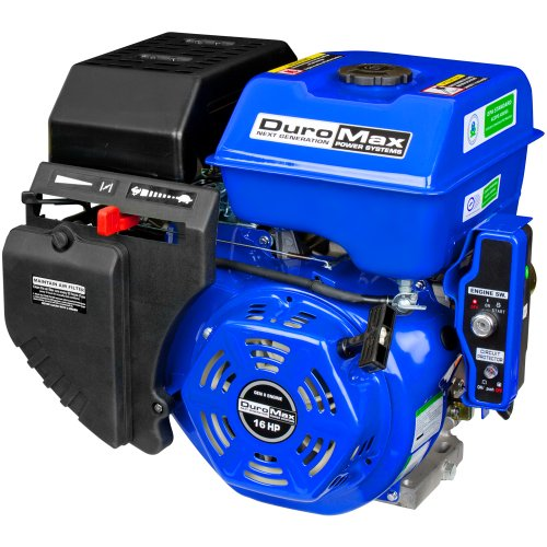 DuroMax XP16HPE 16 hp Electric/Recoil Start Engine - Small Gas Engines
