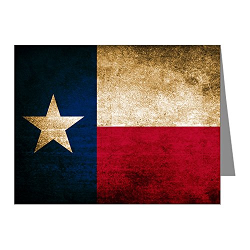 CafePress Vintage Texas Cards Blank