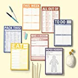 Knock Knock This Week Pad, To Do List Notepad, 6