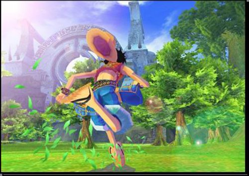 One Piece: Unlimited Adventure - Nintendo Wii