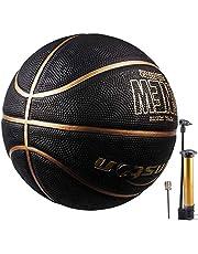 """Senston Basketball 29.5"""" Outdoor Indoor Mens Basketball Ball Official Size 7 Composite Basketballs"""