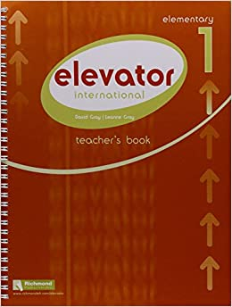 Elevator 1 Teacher's Book & Resource Bank & CD Elementary A2