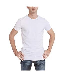 Save 15% ! BBesty Men's Summer Fashion Printed Round Neck Short Sleeve T-Shirt White