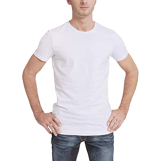 dac07d7f282a Amazon.com  Men Summer Spring T Shirt Pullover