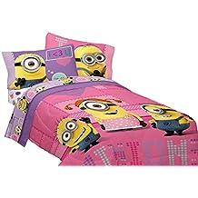despicable me 39 minions 39 bedding sheet set