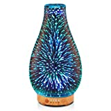 Best HUE humidifiers - MELLER Rose Gold Essential Oil Diffuser, Aromatherapy Ultrasonic Review