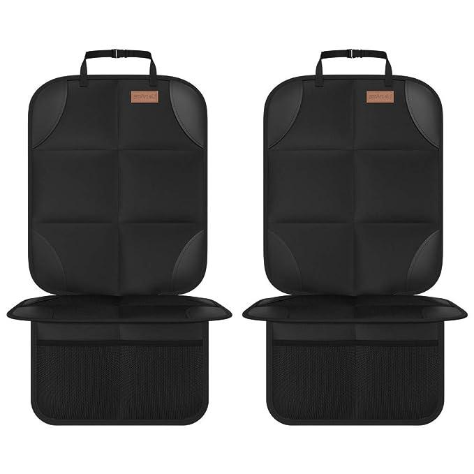 Car Seat Protector Smart Elf - Kick Mat Use